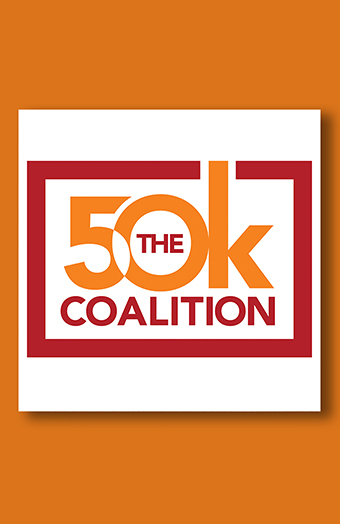50k Coalition - Logo - Brand Building