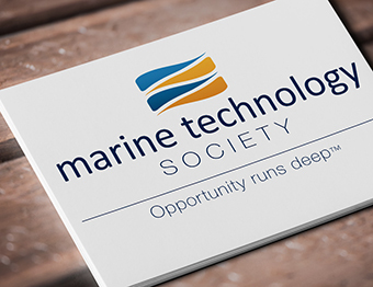 MTS - Marine Technology Society - Logo - Brand Building