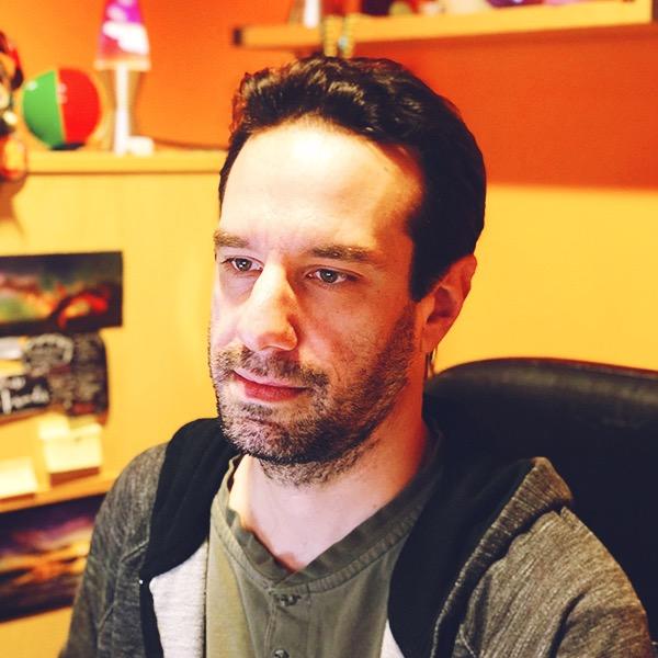 Spiro Kladis, Content Specialist, MOTU