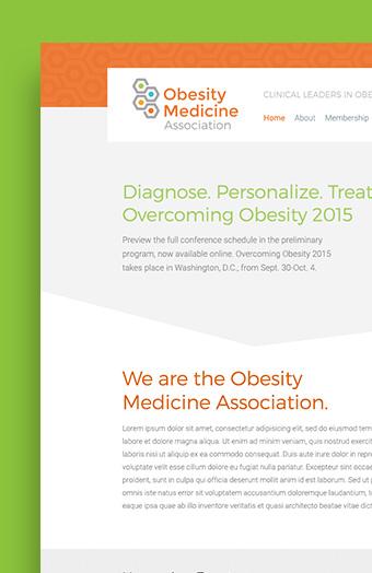 OMA - Obesity Medicine Association - Website - Healthcare Websites - Web Design - WordPress Development