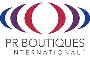 PR Boutiques Logo