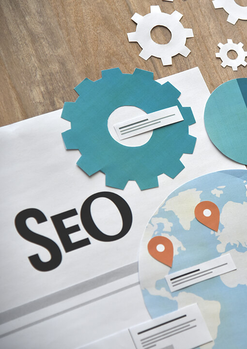 SEO Graphic - effective search engine optimization