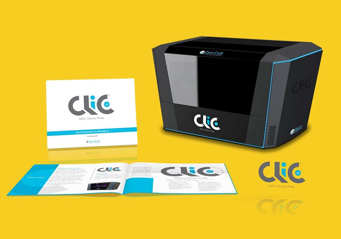 Clic Brand Guidelines And Machine Small