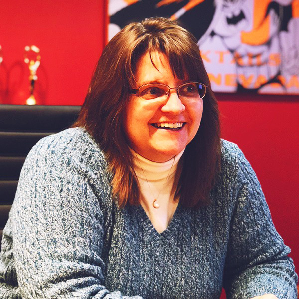 Cindy Van Heneklum - Office Manager