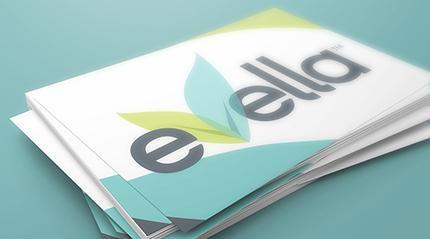 Evella - Corn Products - Logo - Brand Building