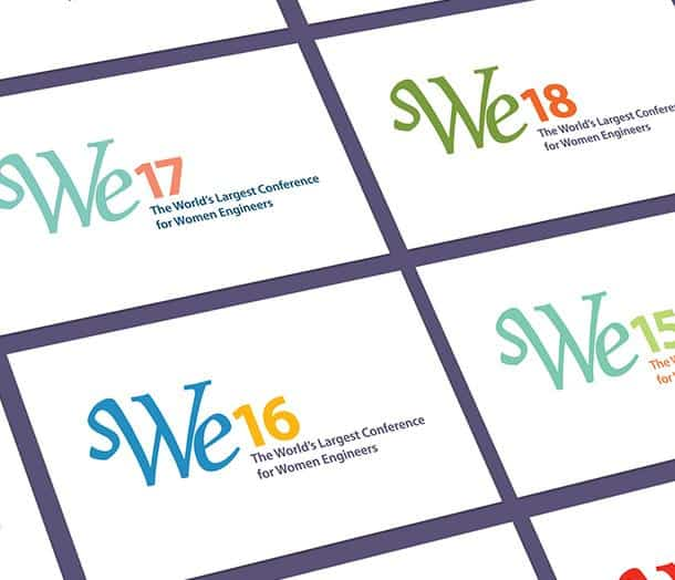 SWE - Society of Women Engineers - Conference Marketing - Event Marketing