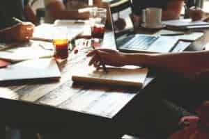 Association meetings and social media—less is more