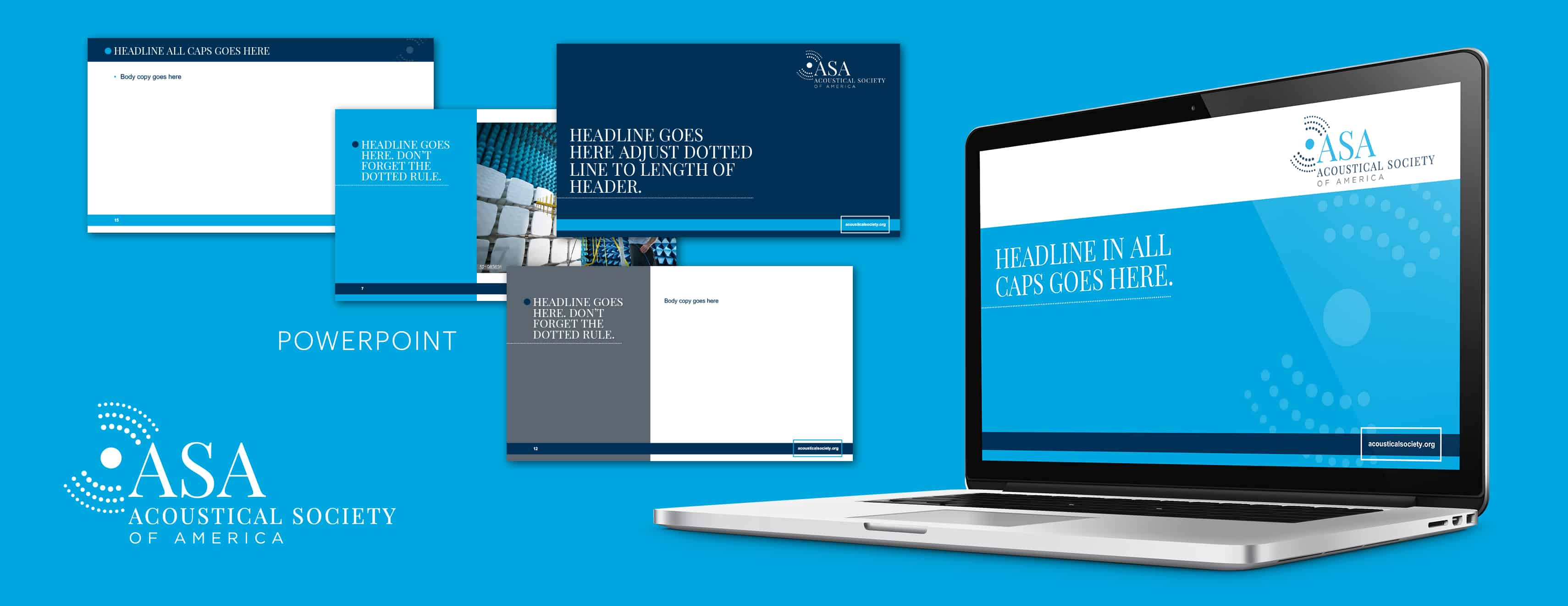 Acoustical Society of America Rebrand and Journal Redesign - acoustical society of america