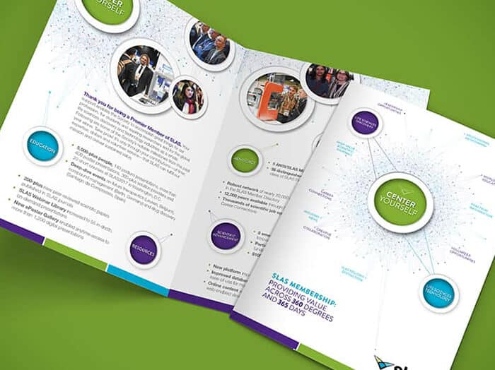 Portfolio | b2b marketing collateral