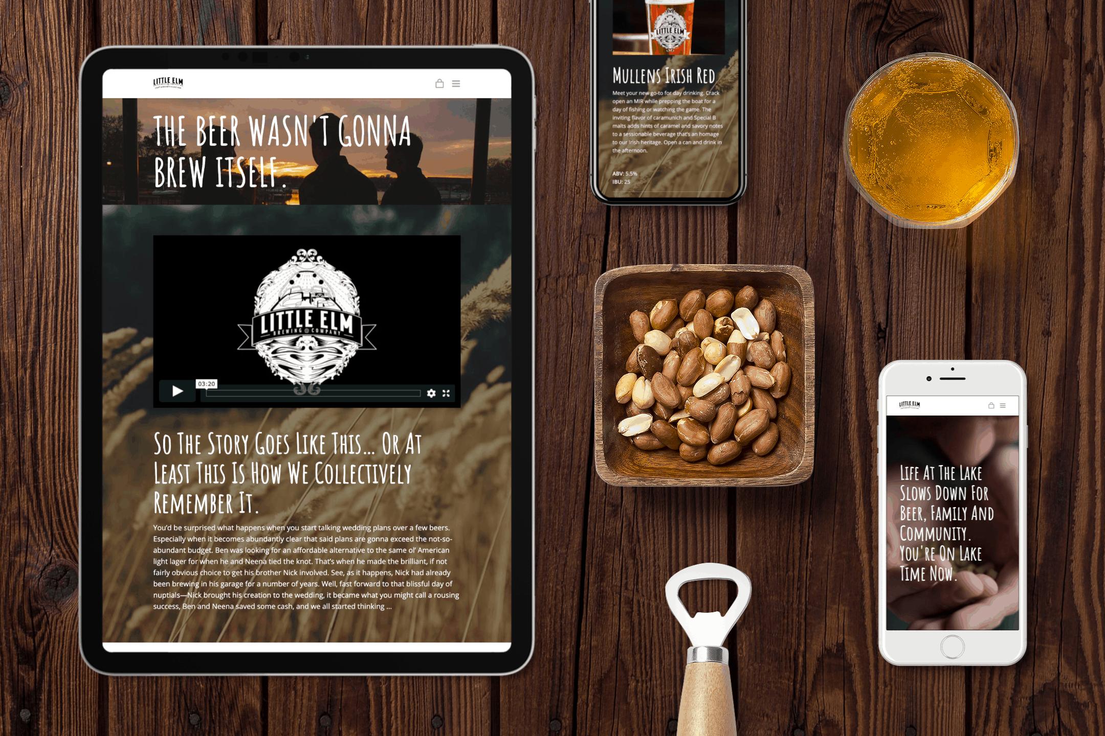 beer website