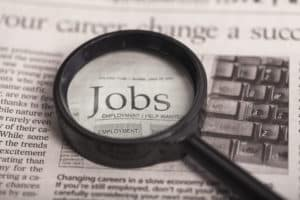 Occupation job search employment issues job classified ad unemployment searching