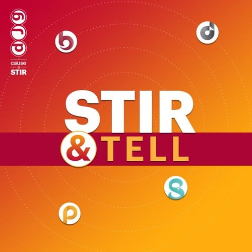 DJG Stir and Tell Podcast