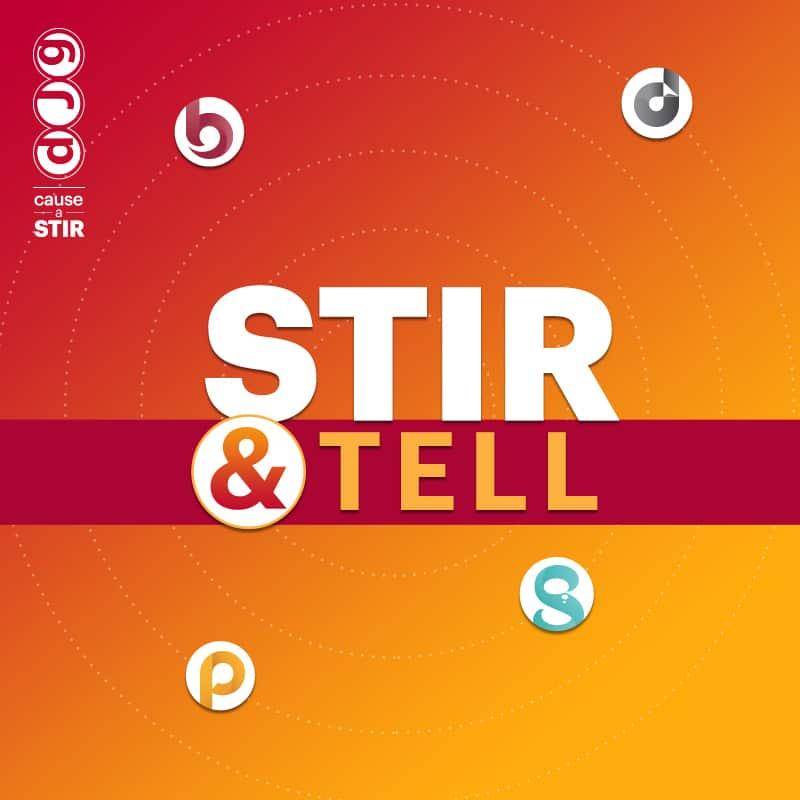 Djg Stir Tell X Souncloud Album Art