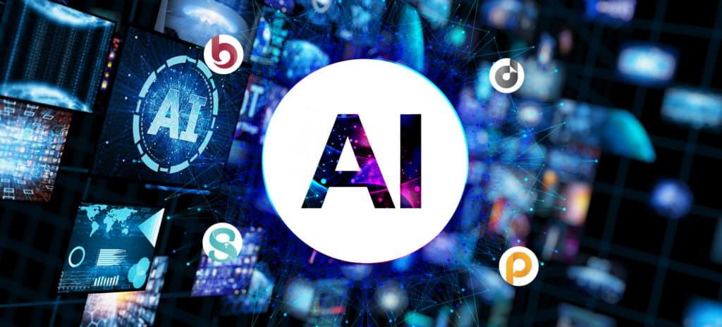 Artificial Intelligence, AI, different association marketing efforts